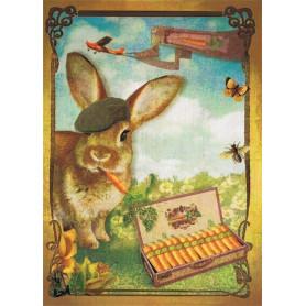 Vintage konijn