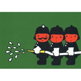 Nijntje - Brandweermannen