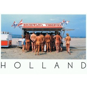 Nudisten strand