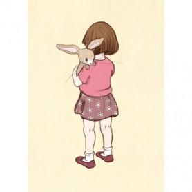 Belle & Boo - Belle Hugs Boo