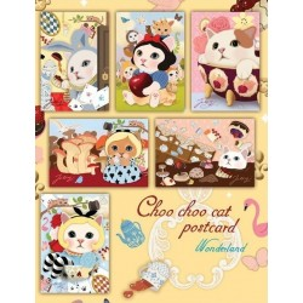 Jetoy - Postcardset Wonderland