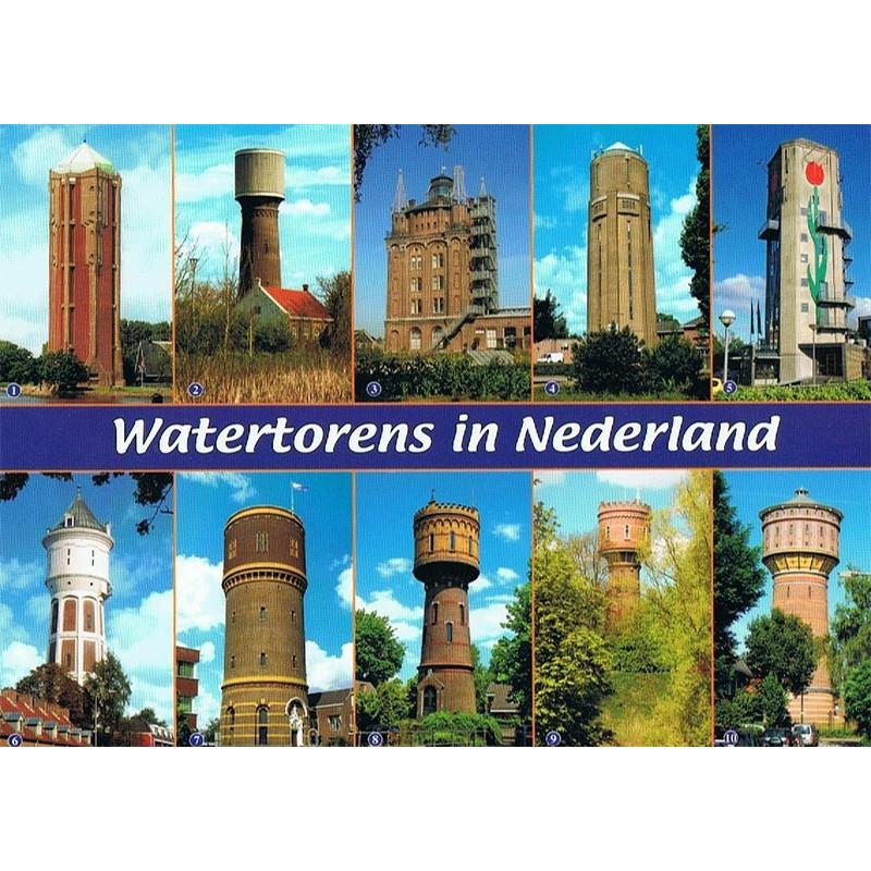 Watertorens - Nederland
