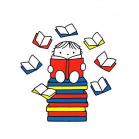 Nijntje - Boekenstapel