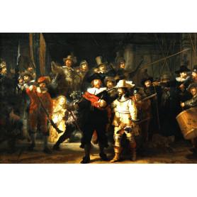 Rembrandt van Rijn - de Nachtwacht