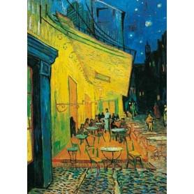 Vincent van Gogh - Cafe Arles