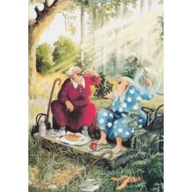 Inge Löök 13 - Picknick
