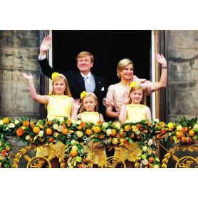 Koning, Koningin en prinsesjes