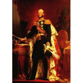 Koning Willem II in 1840