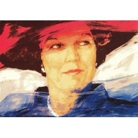 Beatrix rood wit blauw