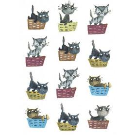 Katten van Fiep Westendorp