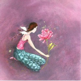 Gaelle Boissonnard - Pink Flower