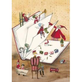 Silke Leffler - Christmas book