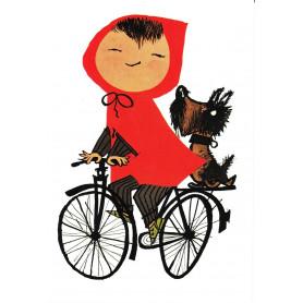 Fiep - Meisje op de fiets