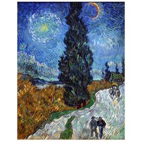 Vincent van Gogh - Road