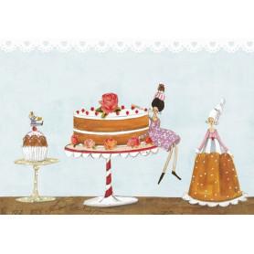 Silke Leffler - Drie taarten