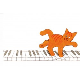 Dikkie Dik - Piano