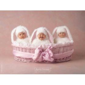Anne Geddes - Cute bunnies
