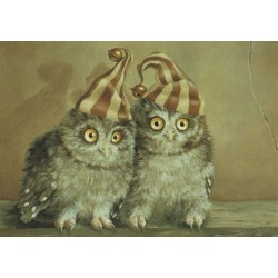 Bedtime owls