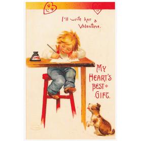 Write her a valentine