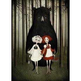 Majali - Snow White and Rose red