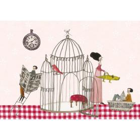 Silke Leffler - Cage