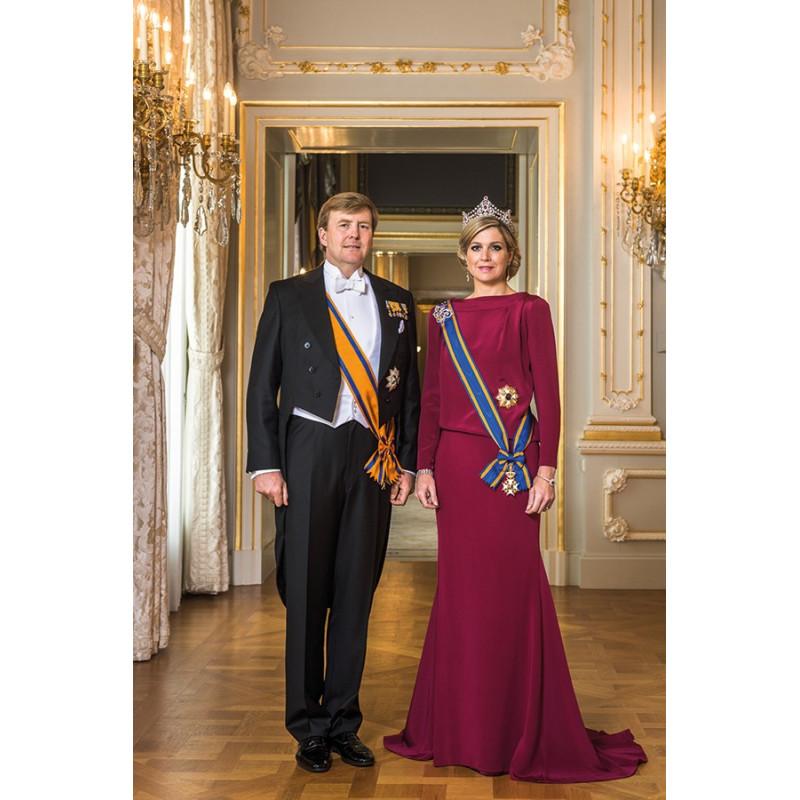 Koning Willem Alexander en Koningin Maxima, 2013