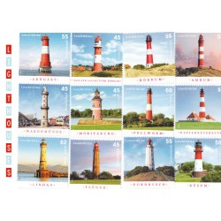 Lighthouse stamps