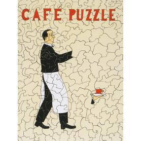 Koffie puzzel