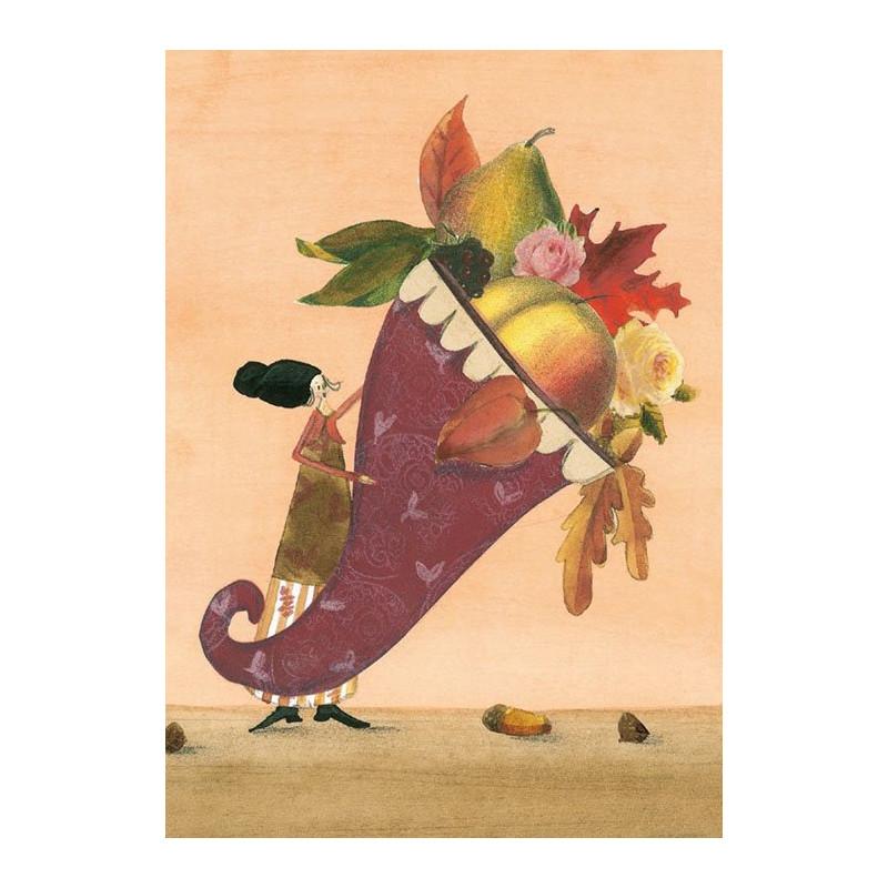 Silke Leffler - Fruits with leaves