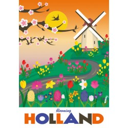 Mingface - Blooming Holland
