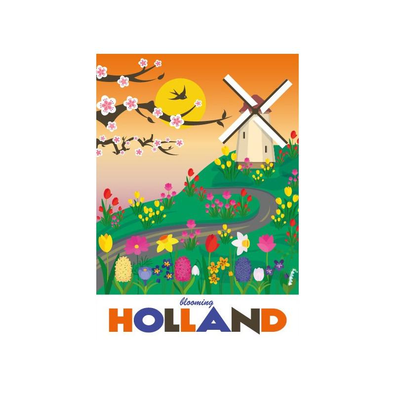 Mingface - Blooming Holland