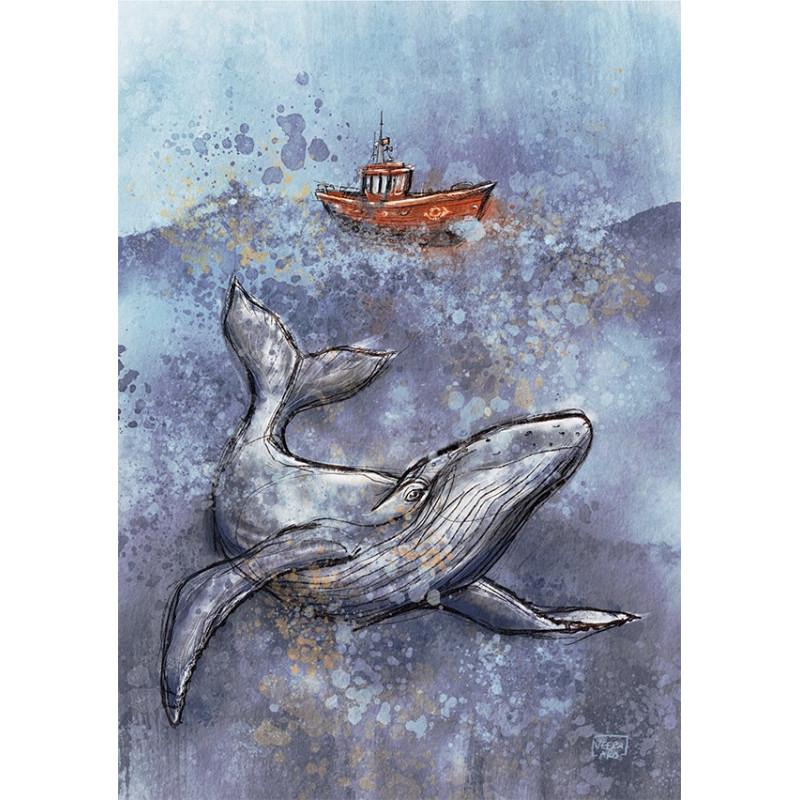 Veera Aro - Whale
