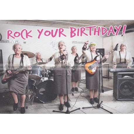 Rock your Birthday