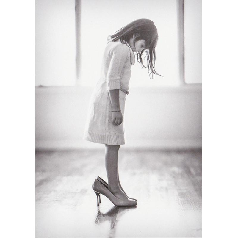 In moeders schoenen