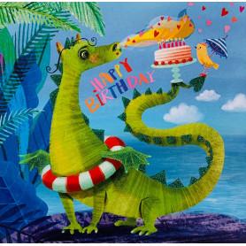 Mila Marquis - Birthday dragon