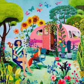 Mila Marquis - Vakantie in de tuin