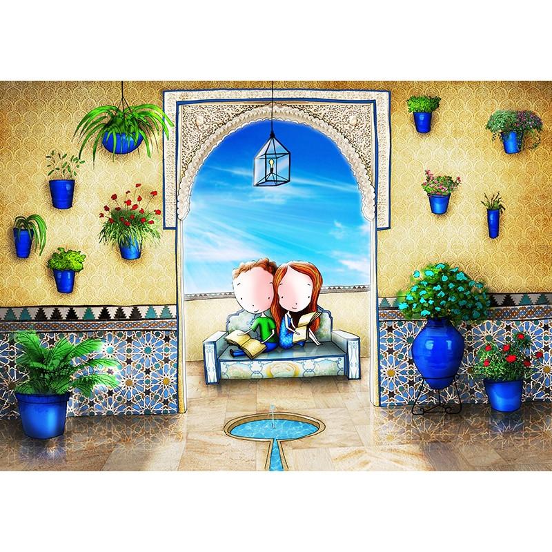 Ila Illustrations - Andalusia