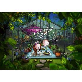Ila Illustrations - Greenhouse