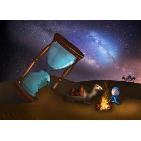 Ila Illustrations - Hourglass