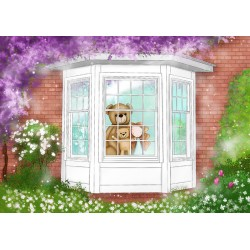 Ila Illustrations - Window