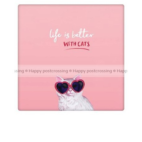 Pickmotion  - Better life with cats
