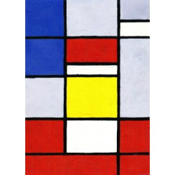 Mondrian for Christmas