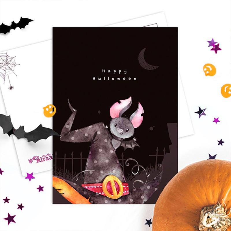 Studio Draak - Happy Halloween
