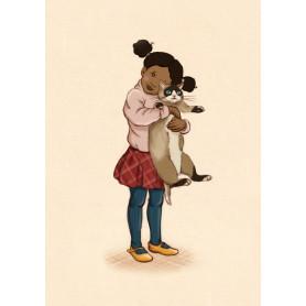 Belle & Boo - Cat cuddles