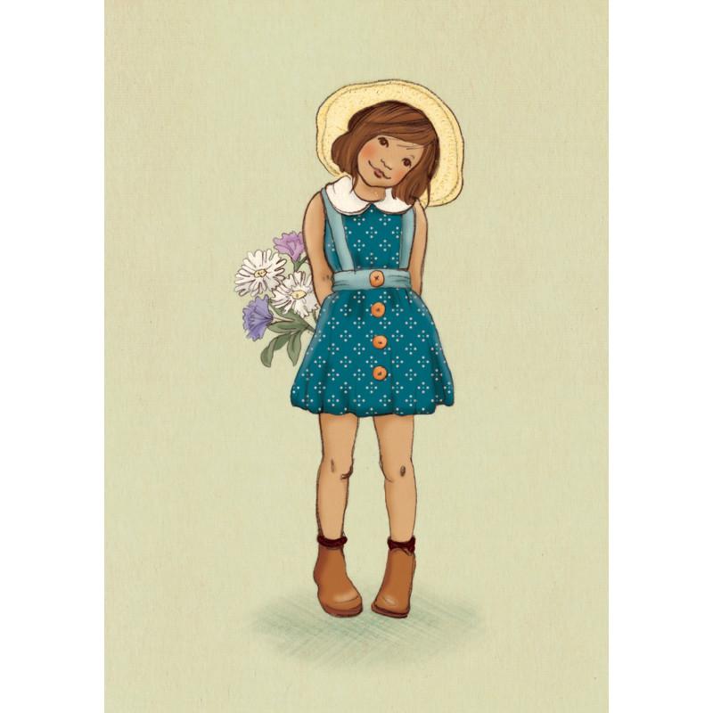 Belle & Boo - Little flowergirl