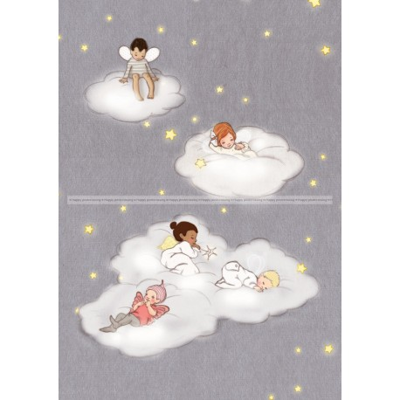 Belle & Boo - Sleeping fairies