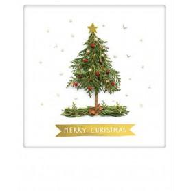Pickmotion - Gold foil Christmas