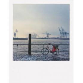 Polacard - Red bike