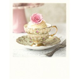 Polacard - Lady Tea