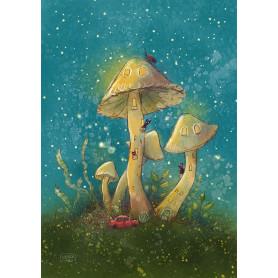 Veera Aro - Mushroom house